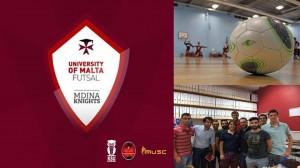 Mdina Knights University Futsal Team