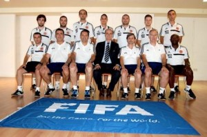 Pre-Season Seminar for Futsal Referees